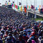 Việt Nam đông dân thứ 15 thế giới với hơn 96 triệu người