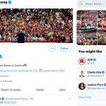 Đừng tưởng được Tổng thống Trump chia sẻ tweet là ngon…