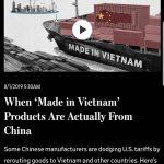 """Đừng nghĩ chuyện """"Made in Vietnam"""" hay """"Xuất xứ từ China"""" chỉ là chuyện 1 doanh nghiệp"""