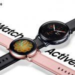 Samsung Galaxy Watch Active2 với khả năng theo dõi sức khỏe và kết nối được nâng cấp toàn diện