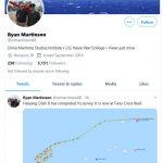Có tin tàu thăm dò Haiyang Dizhi 8 đã rút về Bãi Đá Chữ Thập