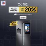 Phong Vũ bắt đầu bán tủ lạnh online