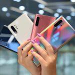 Những điểm nhấn của smartphone siêu mạnh cho làm việc và giải trí Samsung Galaxy Note10 series