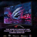 ASUS ra mắt màn hình chơi game ROG Strix XG438Q 4K 43 inch