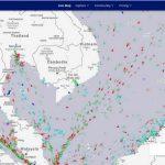 Tàu Haiyang Dizhi 8 có tin đã quay lại vùng biển Việt Nam