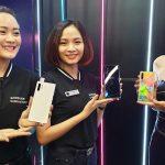 Samsung ra mắt dòng smartphone Galaxy Note10 series tại Việt Nam