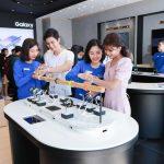 Samsung Vina khai trương thêm 3 cửa hàng trải nghiệm lớn SES ở Việt Nam
