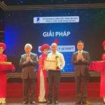Hệ sinh thái Y tế VNPT nhận Giải thưởng Chuyển đổi số Việt Nam 2019