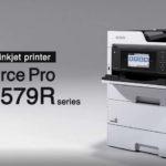 Epson bán ở Việt Nam máy in văn phòng năng suất cao thế hệ mới WorkForce Pro WF-C579R