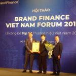 VNPT trở thành thương hiệu giá trị số 2 tại Việt Nam