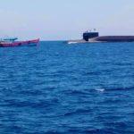 VIDEO: Tàu ngầm Trung Quốc và tàu cá Quảng Ngãi ở Hoàng Sa