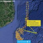Hải Dương Địa Chất 8 xâm phạm lãnh hải Việt Nam lần thứ 4