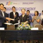 FPT Shop và Mirae Asset Finance Vietnam hợp tác cải tiến phương thức trả góp cho khách hàng