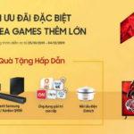 Samsung Vina khuyến mại lớn cho TV nhân mùa SEA Games 2019