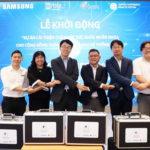 """Samsung Vina khởi động """"Dự án cải thiện chăm sóc sức khỏe nhãn khoa cho cộng đồng EYELIKE"""" tại Khu vực phía Nam"""