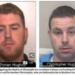 Anh săn lùng 2 anh em nghi can trong vụ 39 người chết trên xe container đông lạnh ở Essex
