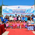 VNPT VinaPhone khánh thành trường mầm non tặng thôn miền núi Sín Chải A