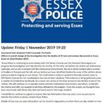 Cảnh sát Anh nói rằng toàn bộ 39 nạn nhân trong thùng container tử nạn ở Essex đều là người Việt