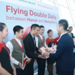 Cathay Dragon tăng tần suất bay hàng ngày giữa Hong Kong và Hà Nội