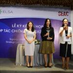 ELSA và SEAC ký kết hợp tác chiến lược mở rộng giải pháp tiếng Anh cho doanh nghiệp