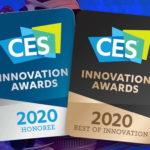 ASUS đạt được 11 giải thưởng Sáng tạo CES 2020 Innovation Awards