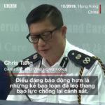 Bắc Kinh bổ nhiệm sếp cảnh sát mới cho Hong Kong