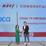 Ví điện tử Moca lần thứ ba liên tiếp nhận giải công ty Fintech tiêu biểu của IDG