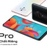 Smartphone vivo S1 Pro có cụm quad-camera 48MP bán tại Việt Nam với giá 6.990.000 đồng