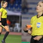 Chỉ tại nữ trọng tài bóng đá quá xinh…