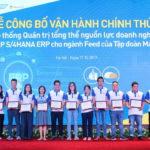 Mavin công bố vận hành chính thức phần mềm ERP của SAP cho ngành thức ăn chăn nuôi
