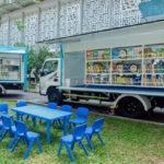 Samsung mở rộng địa bàn hoạt động của Thư viện Thông minh Lưu động đến với nhiều trẻ em vùng xa hơn