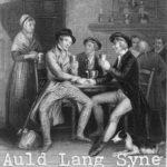 """Bài hát Auld Lang Syne """"ò e rô be đánh đu…"""""""