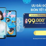 Samsung Vina ưu đãi cho dòng smartphone Galaxy A dịp Tết Nguyên đán Canh Tý 2020