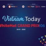Vòng Loại online cuộc thi An ninh mạng toàn cầu WhiteHat Grand Prix 06