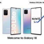 Samsung ra mắt phiên bản Lite để đưa thế hệ Galaxy 10 đến với nhiều người hơn