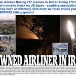 Họa vô đơn chí: Máy bay Ukraine lâm nạn ở Iran vào ngày Iran bắn tên lửa sang 2 căn cứ Mỹ ở Iraq