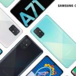 Samsung Galaxy A71 với Quad-camera 64MP đầu tiên ra mắt ở Việt Nam dịp Tết Canh Tý 2020