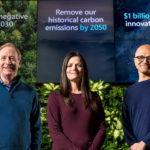 Microsoft cam kết đạt dấu chân carbon âm tính vào năm 2030