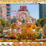 Chúc mừng Năm mới Canh Tý 2020. Happy Lunar New Year – Year of the Rat