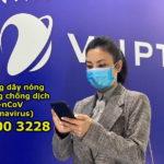 VNPT miễn phí cước gọi tới đường dây nóng về dịch bệnh coronavirus 19003228