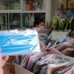 Phát khẩu trang miễn phí mùa dịch Wuhan coronavirus