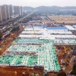 Bệnh viện dã chiến 1.000 giường ở Wuhan được xây xong trong 10 ngày