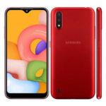 Smartphone Samsung Galaxy A01 bán ở Việt Nam với giá gần 2,8 triệu đồng