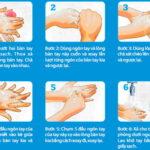Cách rửa tay và đeo khẩu trang đúng cách phòng dịch Wuhan coronavirus