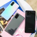 Làm quen với 3 anh em nhà Samsung Galaxy S20 series