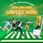 """Grab tổ chức thử thách """"Săn Linh Giáp, Grab Lộc Vàng"""" với 28 tượng chuột 5 chỉ vàng 9999"""