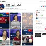 TikTok mở kênh cập nhật thông tin về dịch COVID-19 qua video ngắn