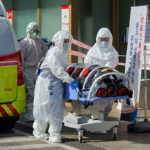 Số ca nhiễm  novel coronavirus tăng vọt ở Hàn Quốc