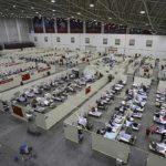 CẬP NHẬT về dịch Wuhan COVID-19 ngày 23-2-2020: Hàn Quốc tiếp tục tăng vọt số người nhiễm