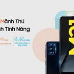 Samsung bán smartphone 4 camera Galaxy M31 ở Việt Nam trên cửa hàng online